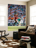 Buccaneers Dolphins Football: Miami, FL - Kellen Winslow Wall Mural by Hans Deryk