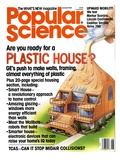 Front cover of Popular Science Magazine: August 1, 1988 Psters