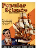 Front Cover of Popular Science Magazine: January 1, 1900 Prints