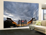 Chargers Steelers Football: Pittsburgh, PA - Heinz Field Wall Mural – Large by Don Wright