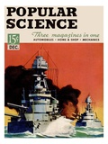 Front cover of Popular Science Magazine: December 1, 1940 Prints