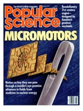 Front cover of Popular Science Magazine: March 1, 1989 Prints