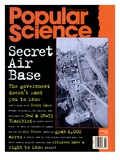 Front cover of Popular Science Magazine: March 1, 1994 Posters
