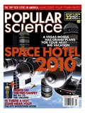 Front cover of Popular Science Magazine: March 1, 2005 Lminas