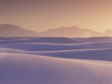 White Sands National Monument, New Mexico, USA Photographic Print by Frank Krahmer