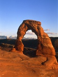 Arches National Park, Delicate Arch, Utah, USA Photographic Print by Theo Allofs