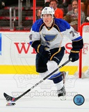T.J. Oshie 2011-12 Action Photo