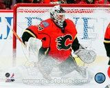 Miikka Kiprusoff 2011-12 Action Photo