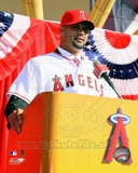 Albert Pujols 2011 Press Conference Photo