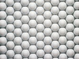 Golf Balls Photographic Print by M. Angelo