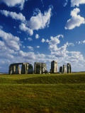 Stonehenge Photographic Print by Craig Aurness