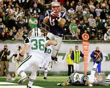 Rob Gronkowski 2011 Action Photo