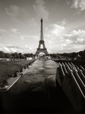 Eiffel Tower, Paris, France Photographic Print by Murat Taner