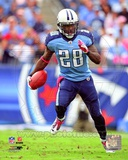 Chris Johnson 2011 Action Photo