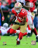 Michael Crabtree 2011 Action Photo