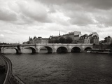 Pont Neuf Bridge and the Conciergerie in the background, Paris, France Photographic Print by Murat Taner