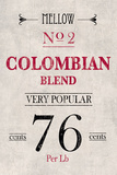 Colombian Coffee Posters