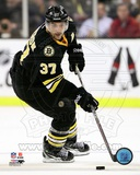 Patrice Bergeron 2011-12 Action Photo