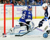 Dwayne Roloson 2011-12 Action Photo