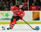 Patrik Elias 2011-12 Action Photo