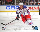 Ryan Callahan 2011-12 Action Photo