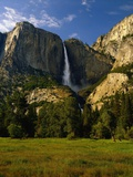 Yosemite Falls Photographic Print by Bill Ross