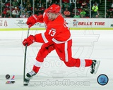Pavel Datsyuk 2011-12 Action Photographie