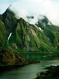 Scandinavia, Norway, Lofoten Photographic Print by W. Krecichwost