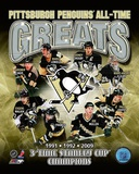 Pittsburgh Penguins All-Time Greats Composite Photo