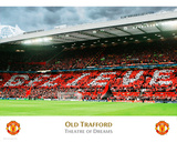 Manchester United-Old Trafford Interior Photo