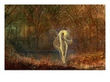 Dame Autumn Hath a Mournful Face Giclee Print by John Atkinson Grimshaw