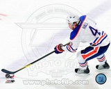 Taylor Hall 2011-12 Action Photo