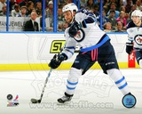 Dustin Byfuglien 2011-12 Action Photo