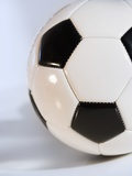Soccer Ball Photographic Print by Tom Grill