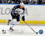 Evander Kane 2011-12 Action Photo