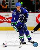 Kevin Bieksa 2011-12 Action Photo