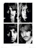 The Beatles-White Album Kunst