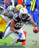Antonio Gates 2011 Action Photo