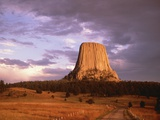 USA, Wyoming, Devils Tower National Monument Photographic Print by Tony Craddock