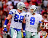 Jason Witten & Tony Romo 2011 Action Photo