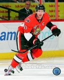 Daniel Alfredsson 2011-12 Action Photo