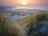 Budle, Misty Sunset Prints by Joe Cornish