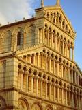 Duomo Santa Maria Assunta in Pisa (Italy) Photographic Print by W. Krecichwost