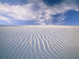 White Sands National Monument Photographic Print by Frank Lukasseck