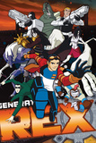 Generator Rex-Group Posters