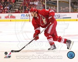 Shane Doan 2011-12 Action Photo