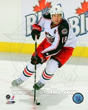 R.J. Umberger 2011-12 Action Photographie