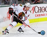 Duncan Keith 2011-12 Action Photo