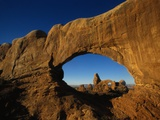 North Window and Turret Arch Photographic Print by Gerald French