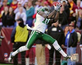 Santonio Holmes 2011 Action Photo